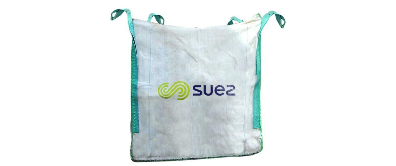 Big Bag pour déchets de chantier par SUEZ