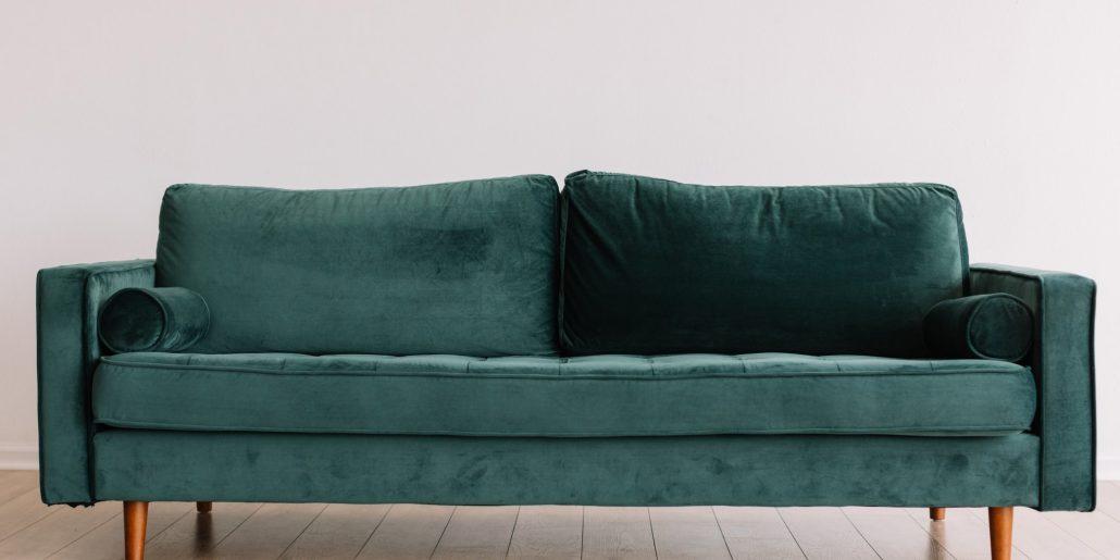Photo canapé deux places