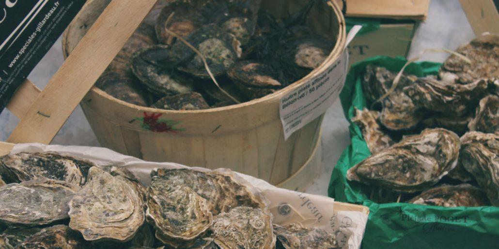 Image bourriches d'huîtres