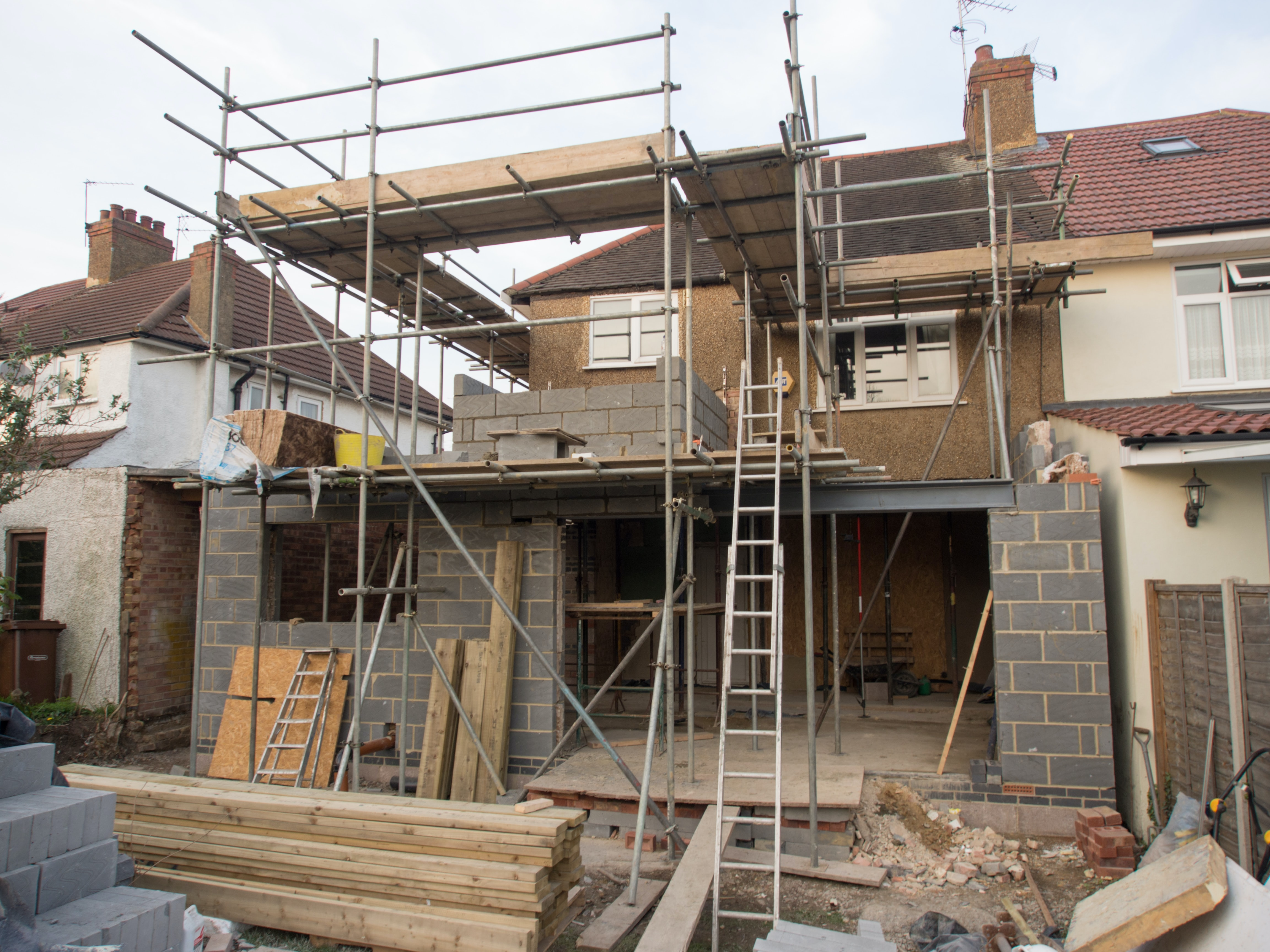 maison travaux renovation